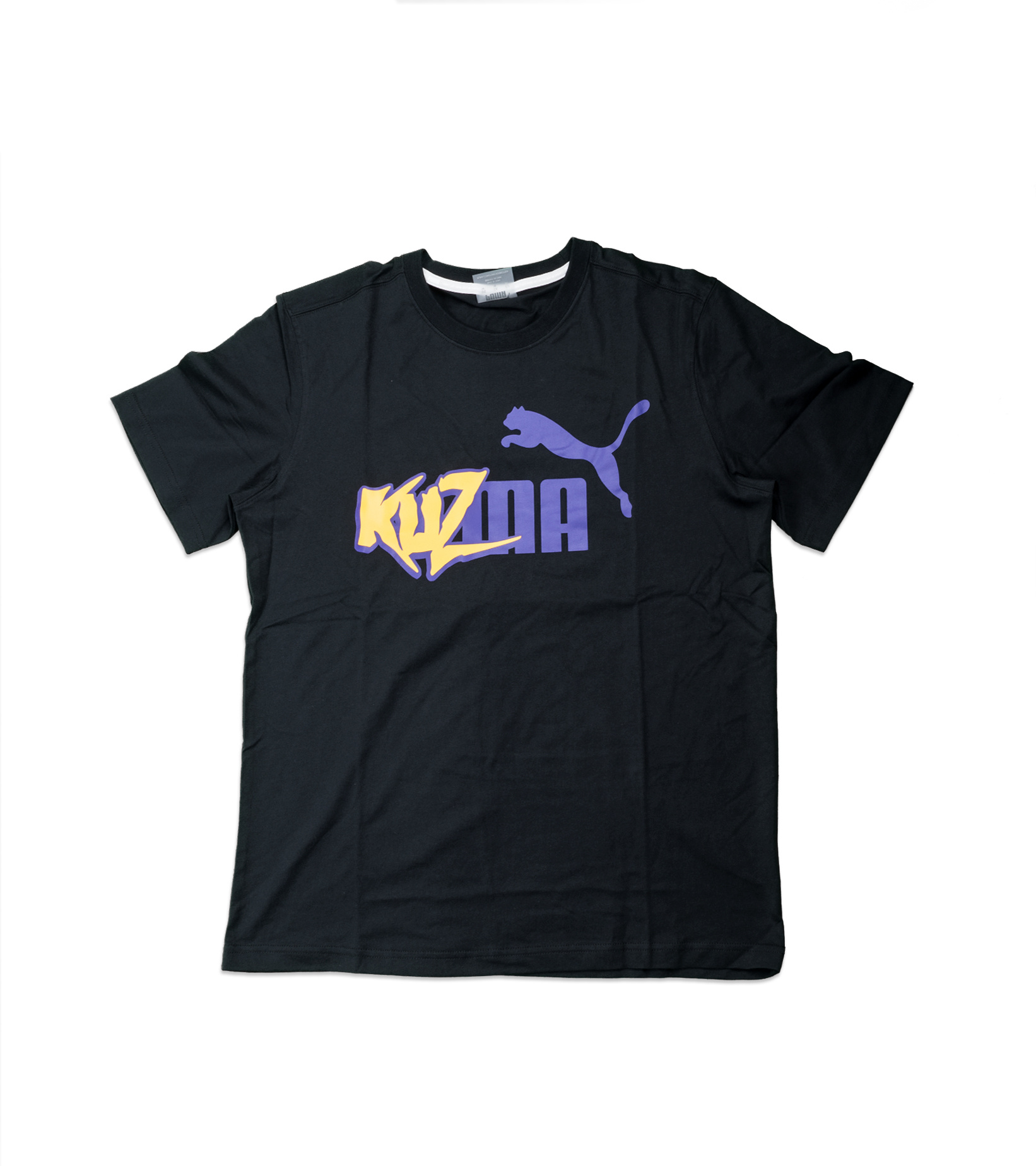 """Kuzma Tee """"Black""""-1"""