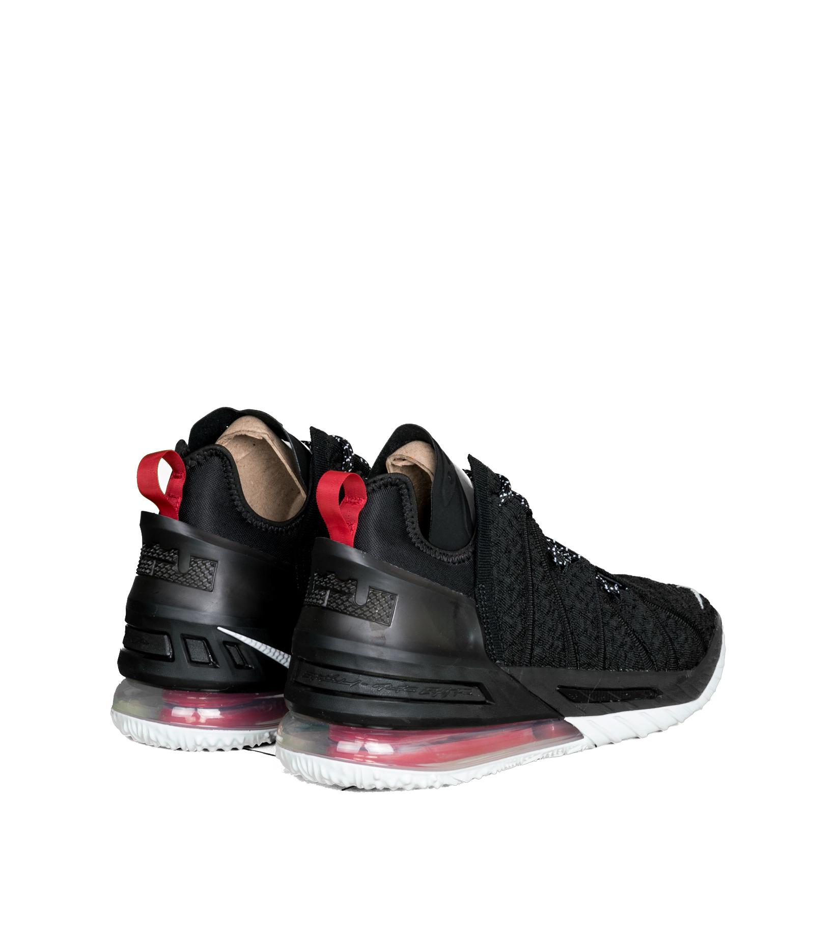 "LeBron XVIII (18) ""Black/University Red""-2"
