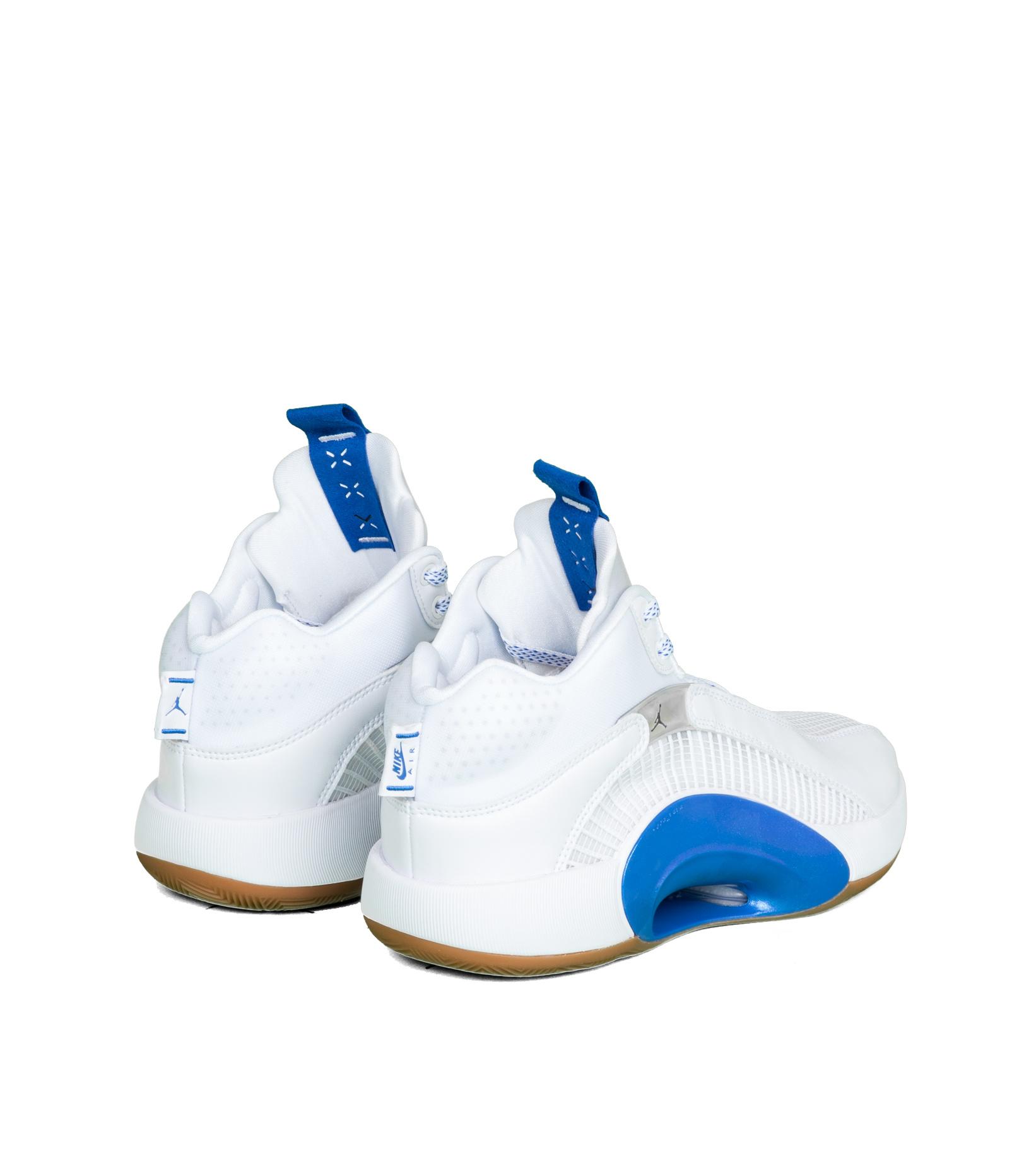 "XXXV (35) SH DNA ""White/Hyper Royal""-2"