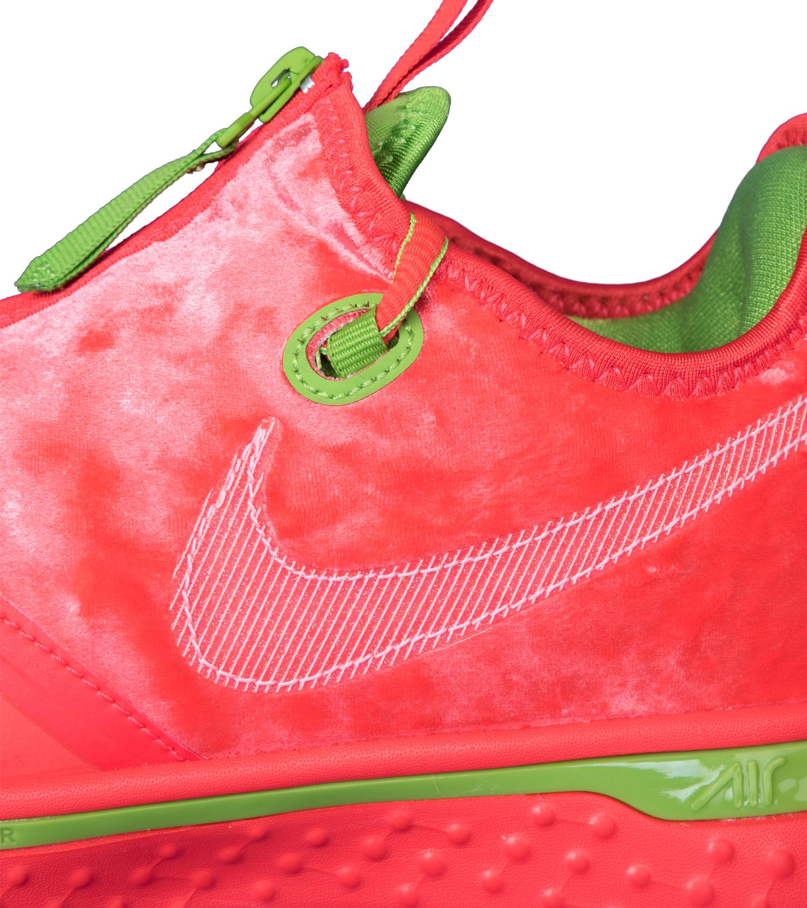 """PG 4 """"Crimson/Green Apple""""-8"""