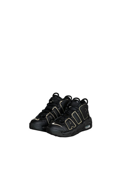 "Air More Uptempo (GS) ""Black/Metallic Gold"""