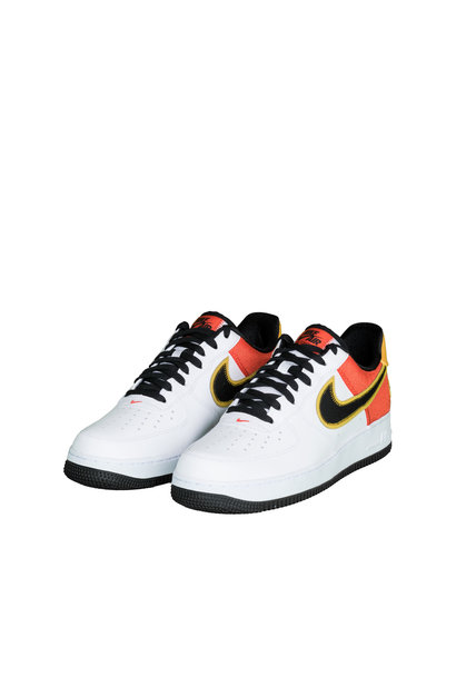 "Air Force 1 '07 LV8 Raygun ""White/Orange Flash"""