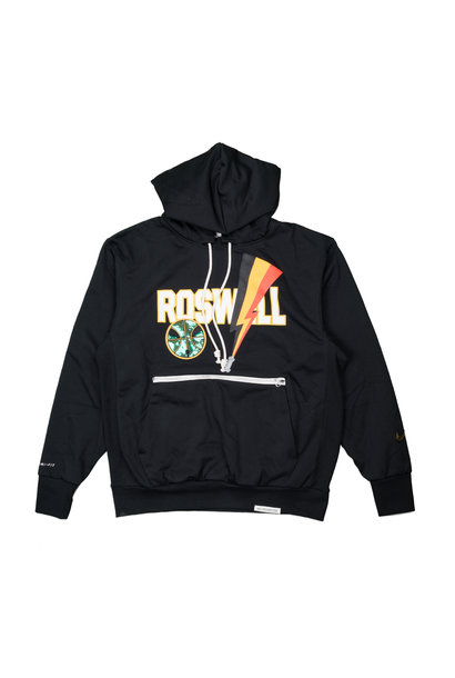 "Rayguns Basketball Premium Dri-Fit Hoodie ""Black"""