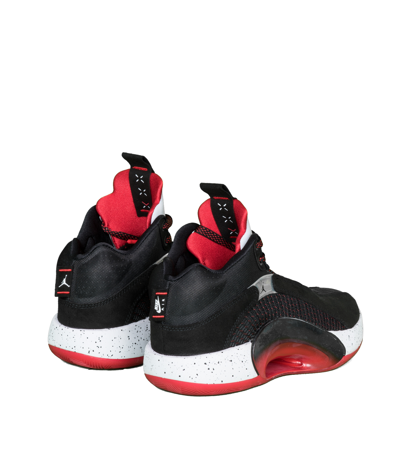 """XXXV (35) DNA """"Black/Fire Red""""-2"""