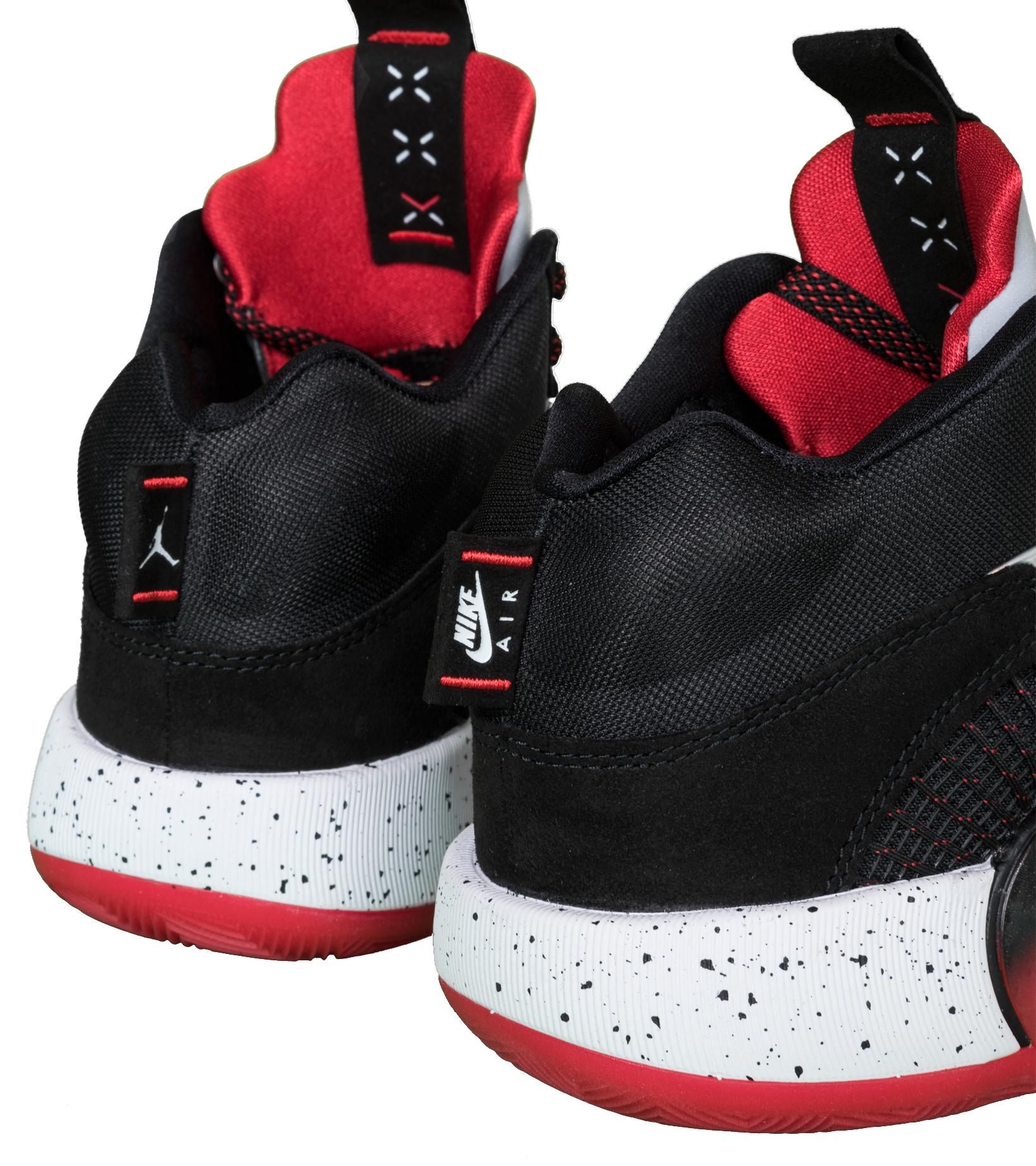 """XXXV (35) DNA """"Black/Fire Red""""-6"""