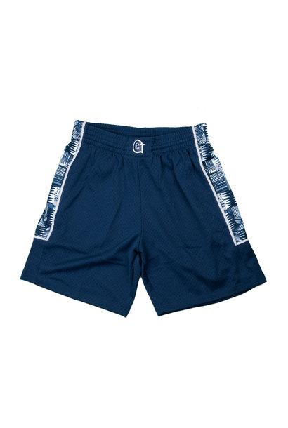 "Georgetown University Swingman Shorts ""Navy"""