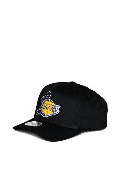 "LA Lakers Letterman 110 Cap ""Black"""