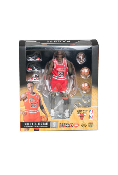 "Mafex NBA Michael Jordan 6.5"" Figurine ""Chicago Bulls"""