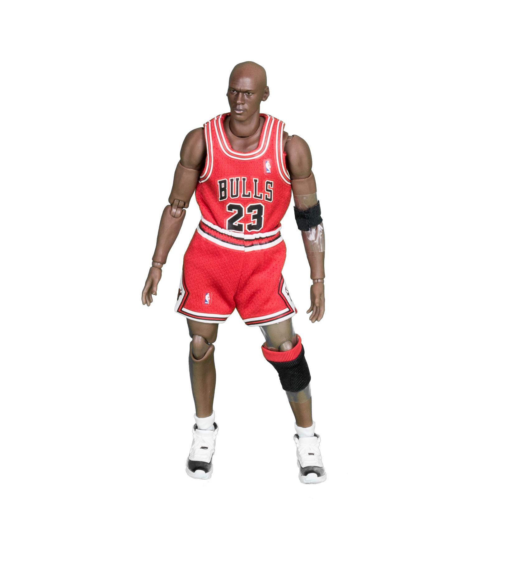 "Mafex NBA Michael Jordan 6.5"" Figurine ""Chicago Bulls""-2"