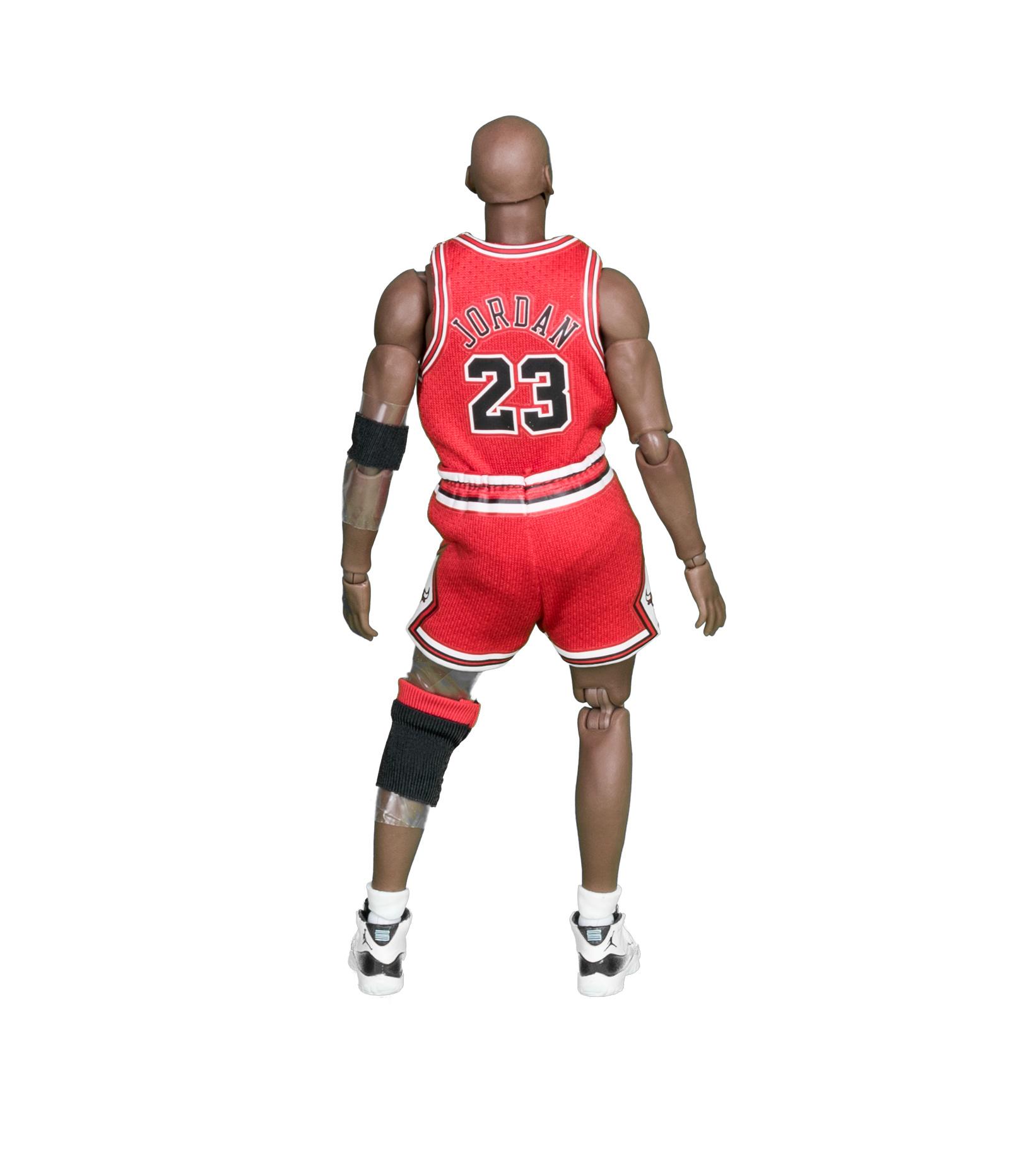 "Mafex NBA Michael Jordan 6.5"" Figurine ""Chicago Bulls""-3"