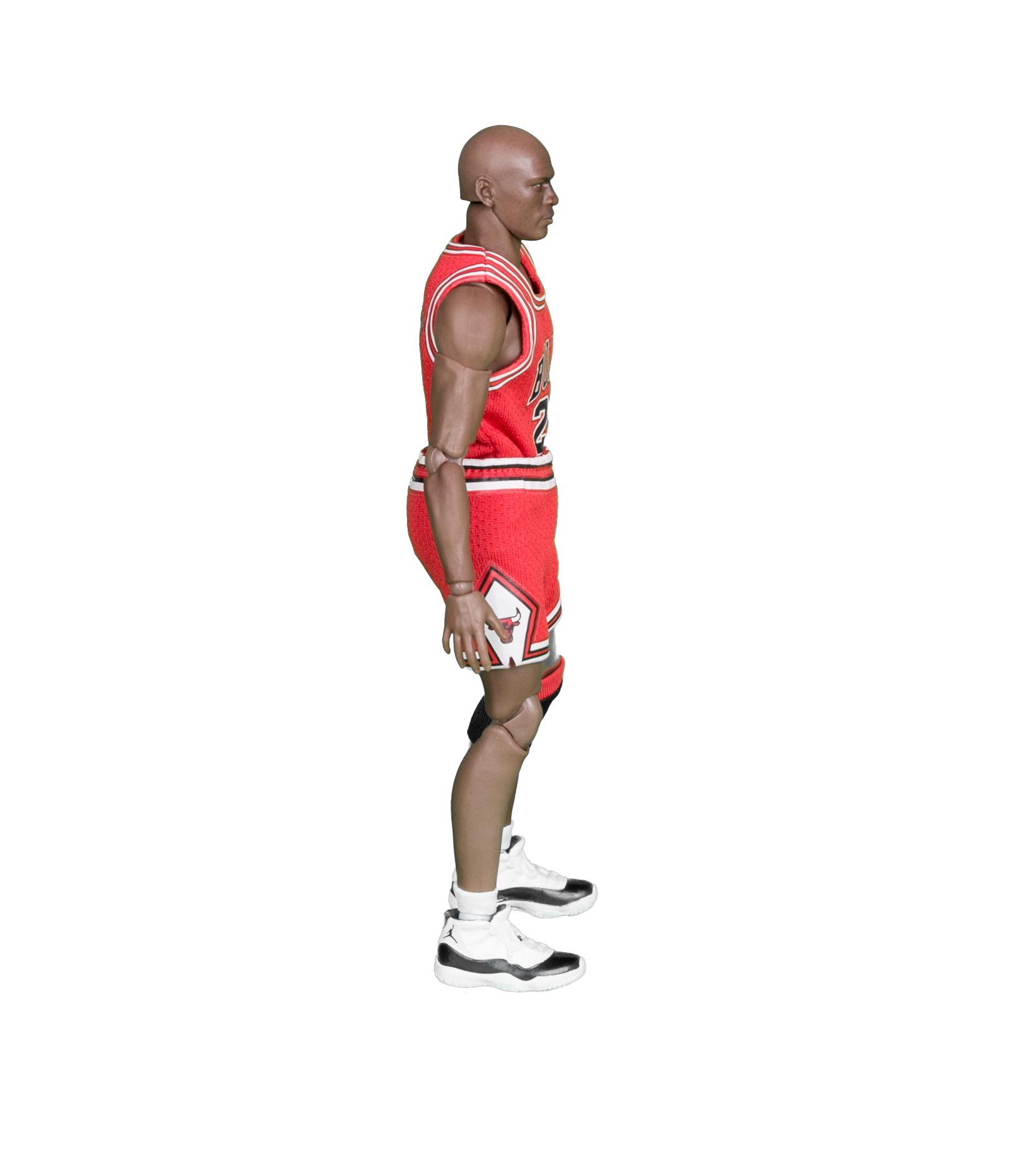 "Mafex NBA Michael Jordan 6.5"" Figurine ""Chicago Bulls""-4"