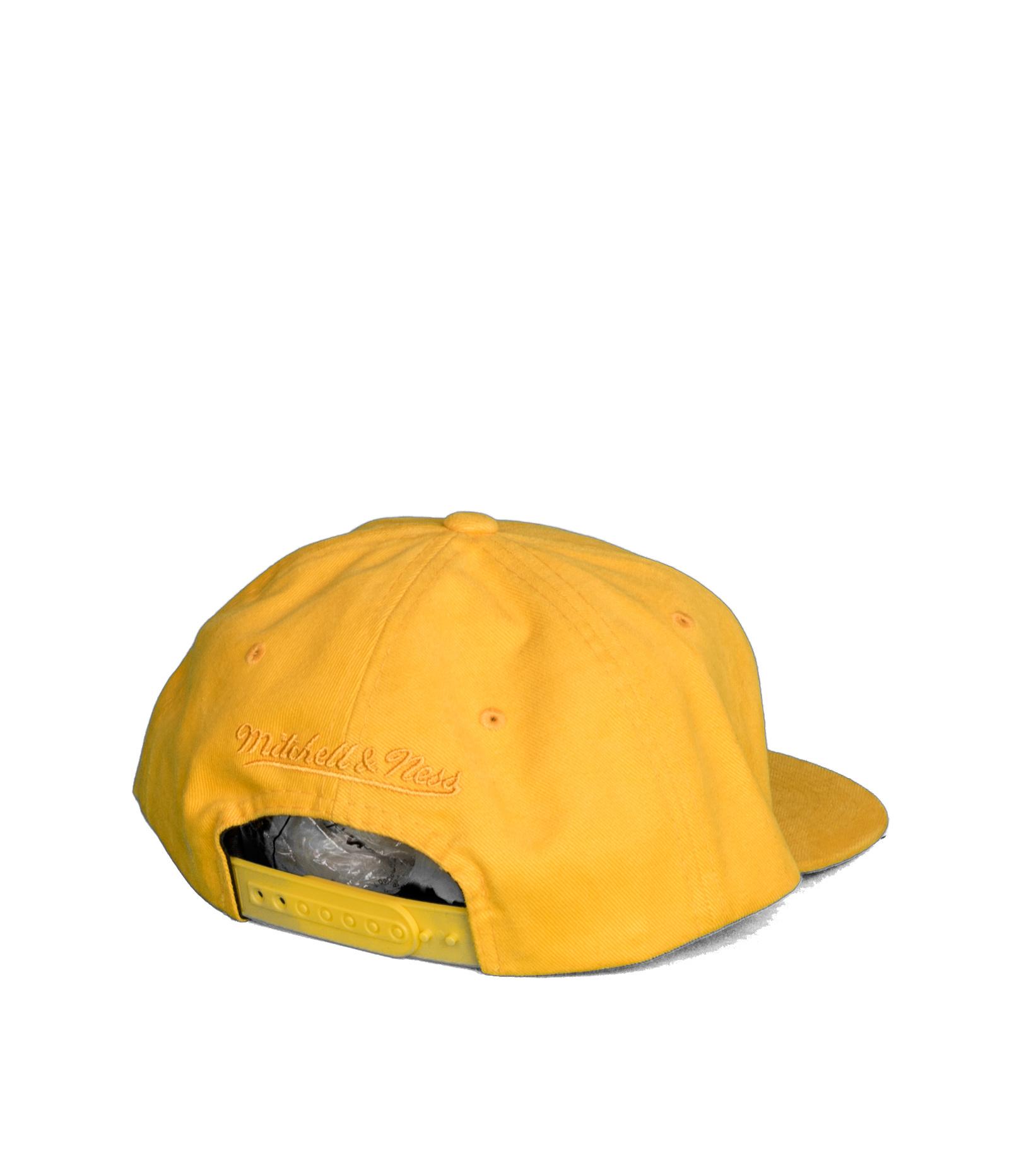 "LA Lakers Champions Deadstock Snapback ""Yellow""-2"