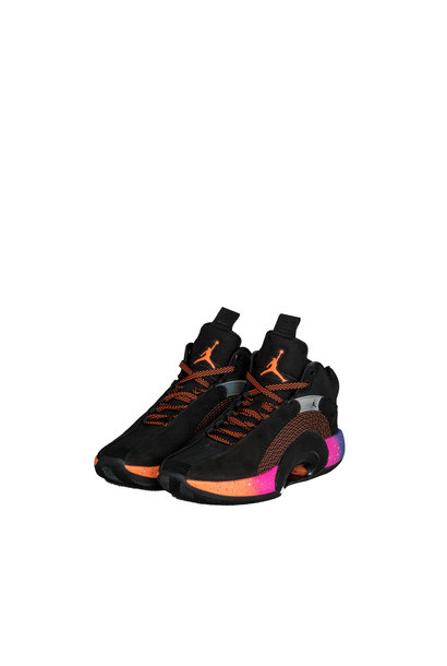 "XXXV (35) (GS) DNA ""Black/Total Orange"""