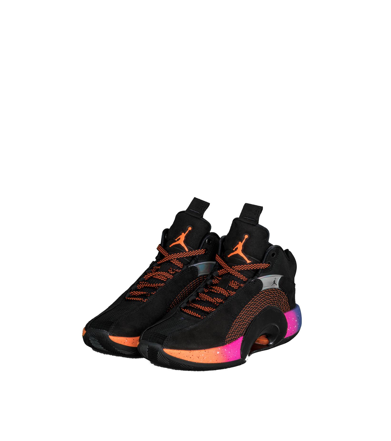 "XXXV (35) (GS) DNA ""Black/Total Orange""-1"