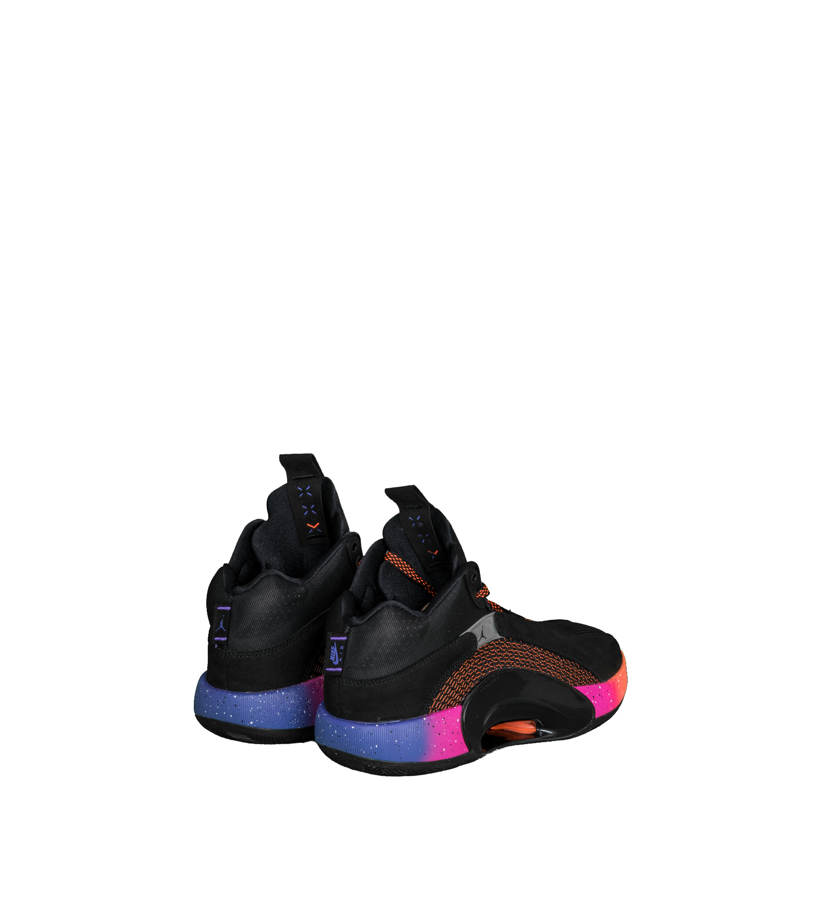 "XXXV (35) (GS) DNA ""Black/Total Orange""-2"