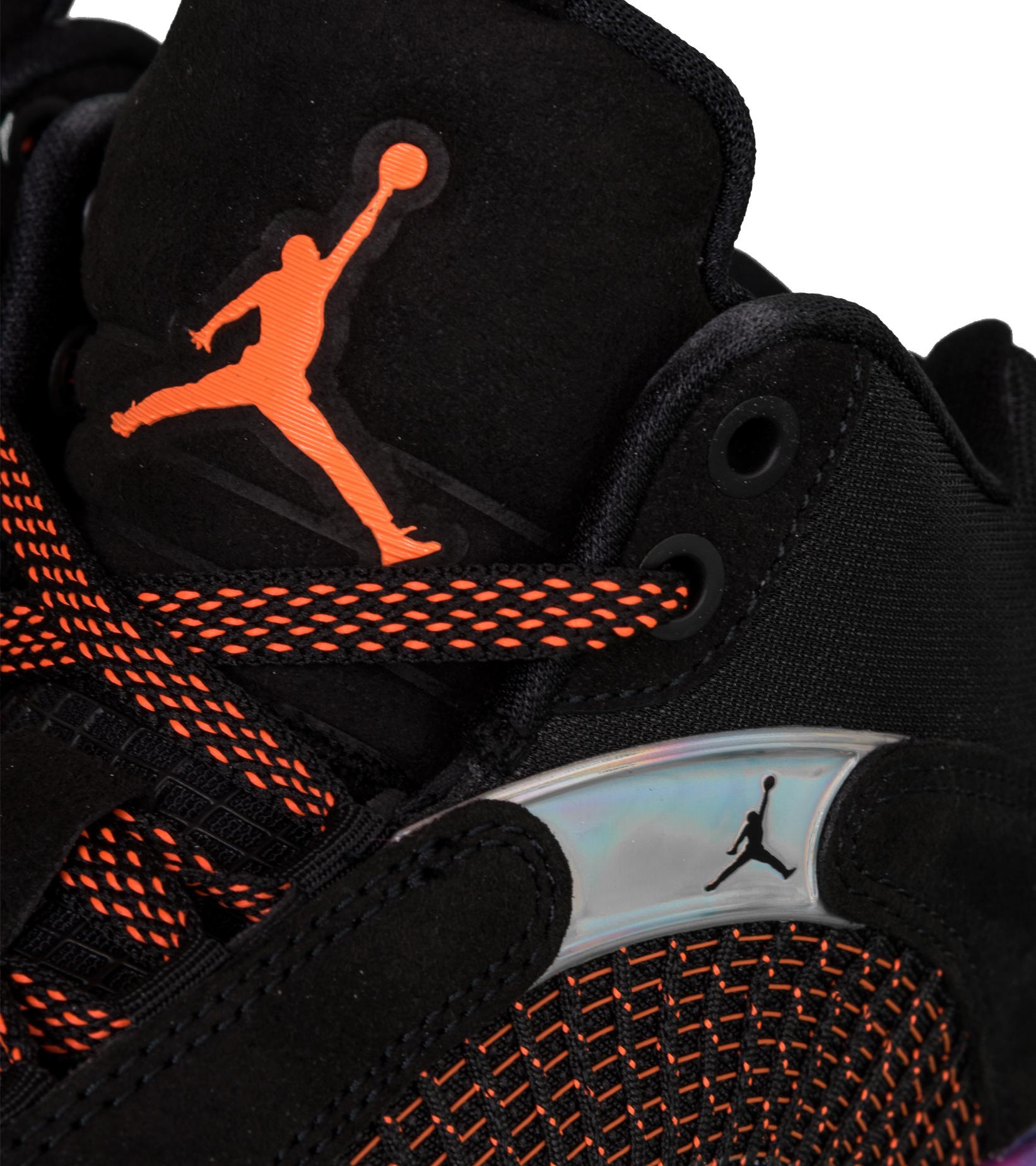 "XXXV (35) (GS) DNA ""Black/Total Orange""-8"
