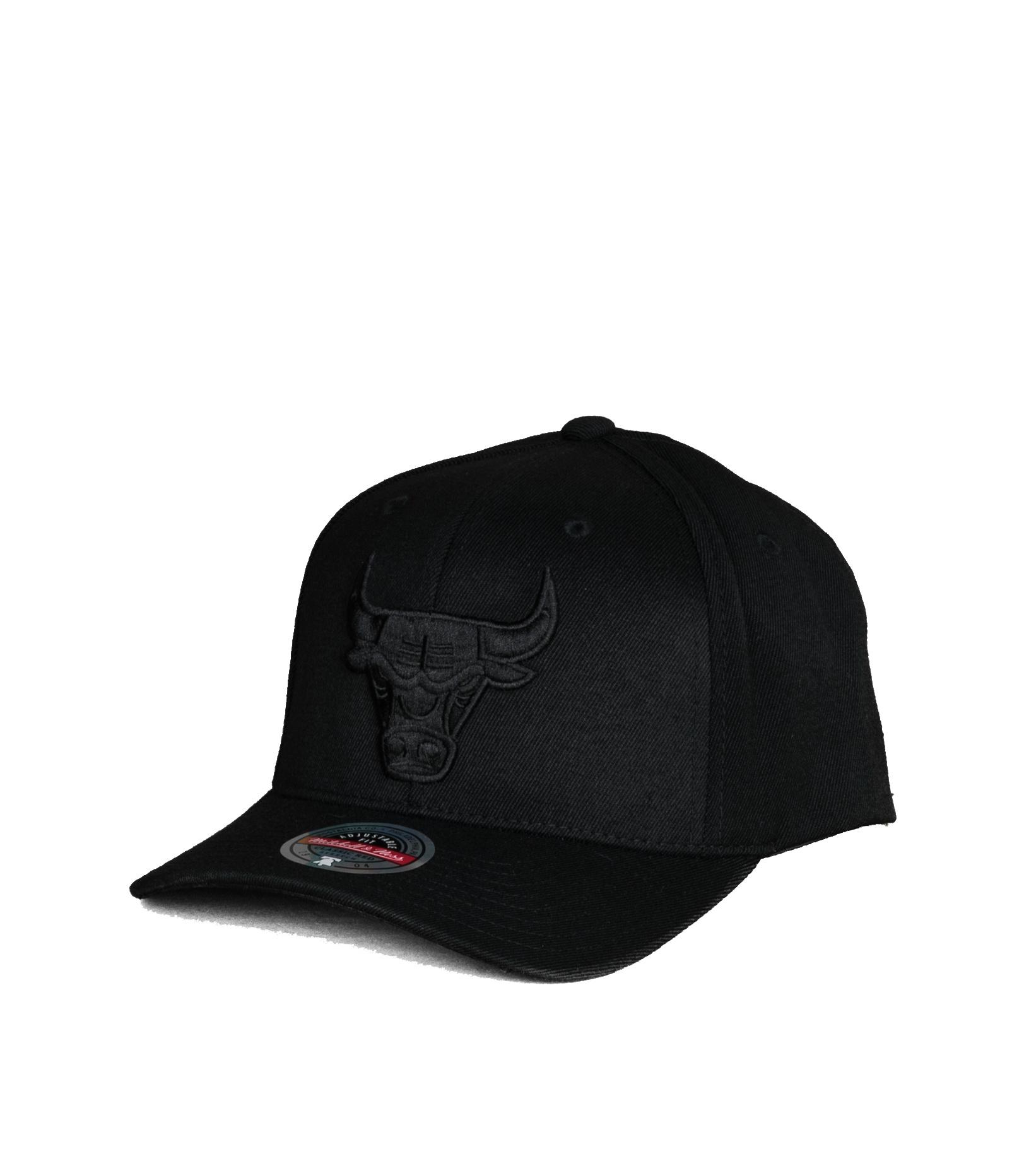 """Chicago Bulls Rings Redline Snapback """"Black""""-1"""