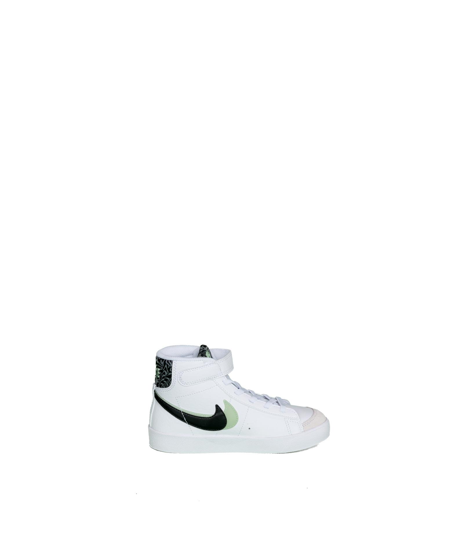 "Blazer Mid '77 SE (PS)  ""White/Vapor Green""-4"