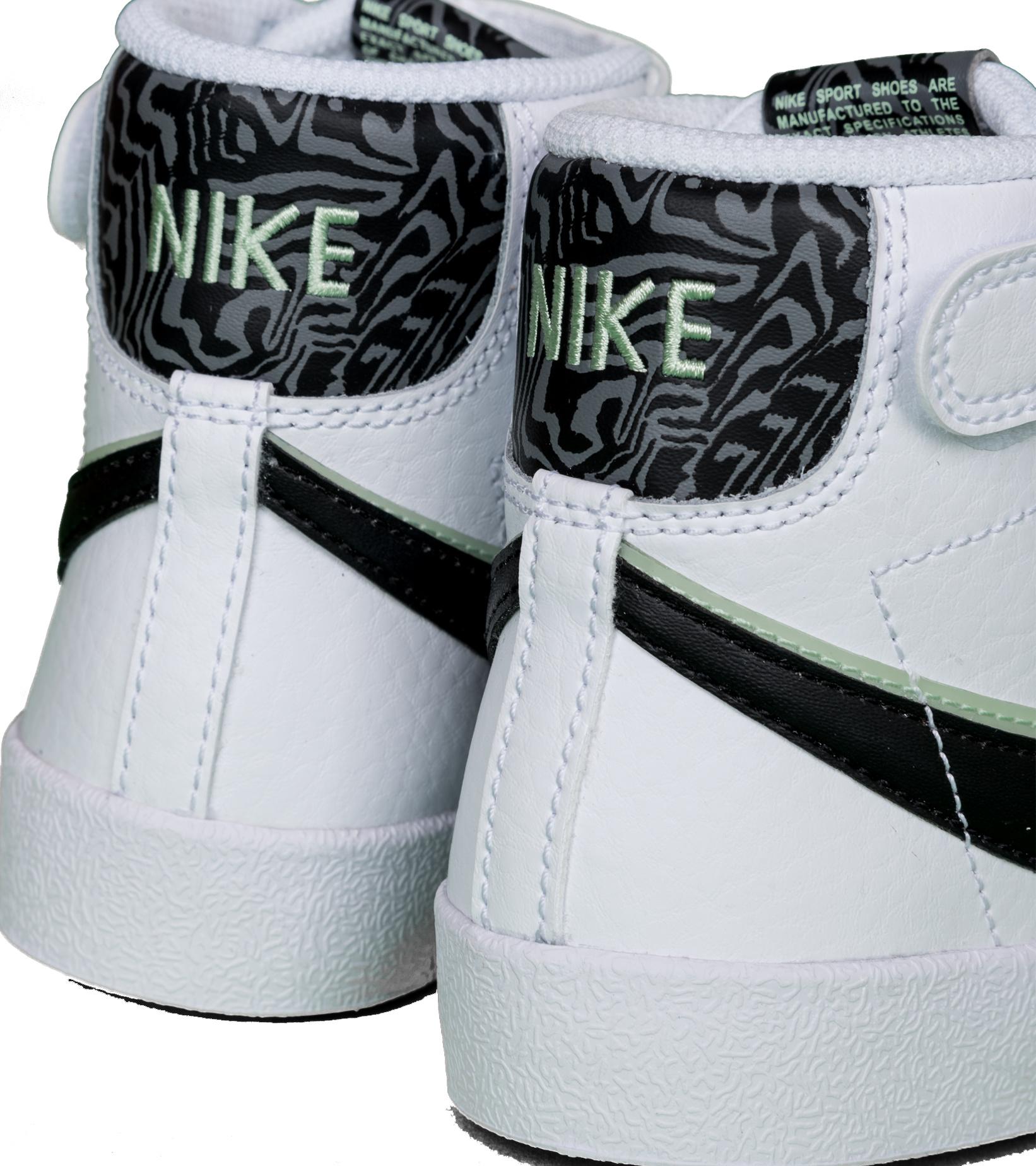 "Blazer Mid '77 SE (PS)  ""White/Vapor Green""-6"