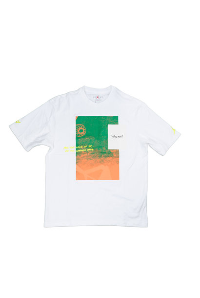 "Why Not? Tee ""White"""