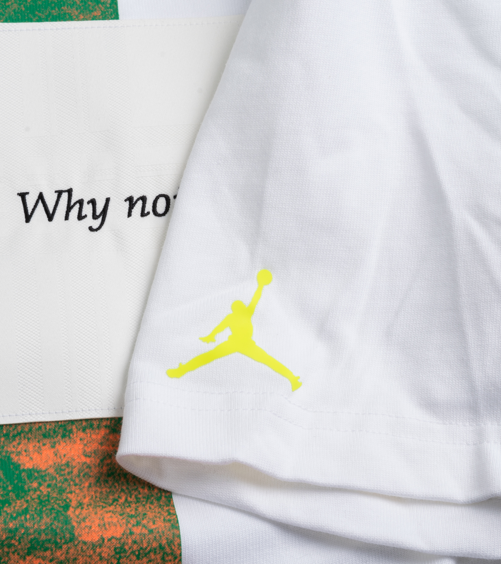 "Why Not? Tee ""White""-4"