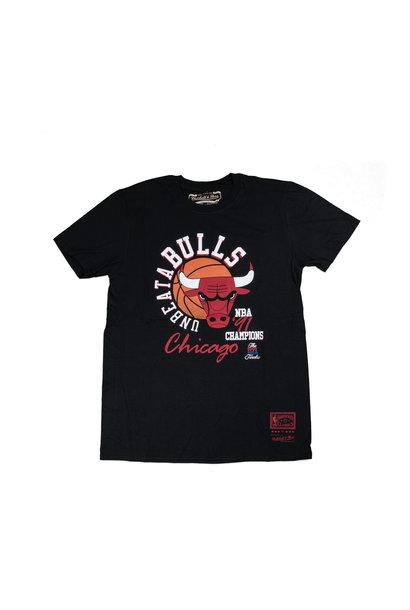 "Chicago Bulls Unbeatabulls Tee ""Black"""