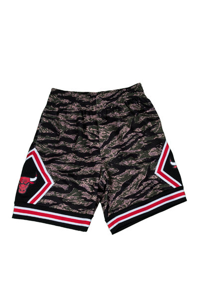 "Chicago Bulls Tiger Camo Swingman Short ""Camo"""