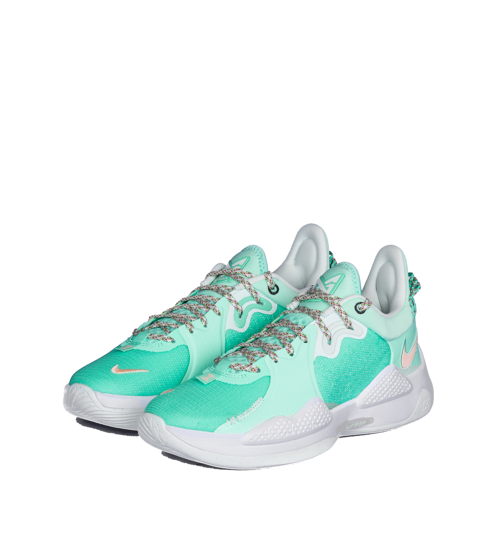 """PG 5 """"Green Glow/Barely Green""""-1"""