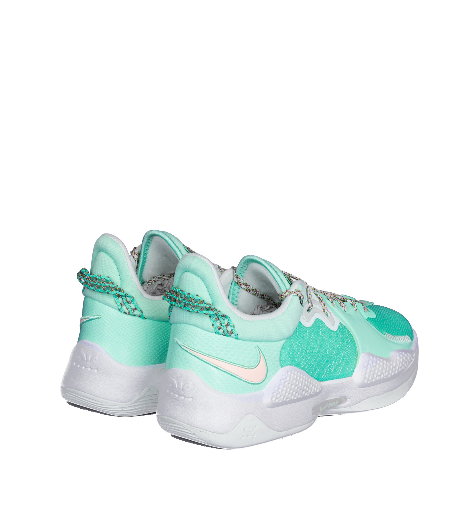 """PG 5 """"Green Glow/Barely Green""""-2"""