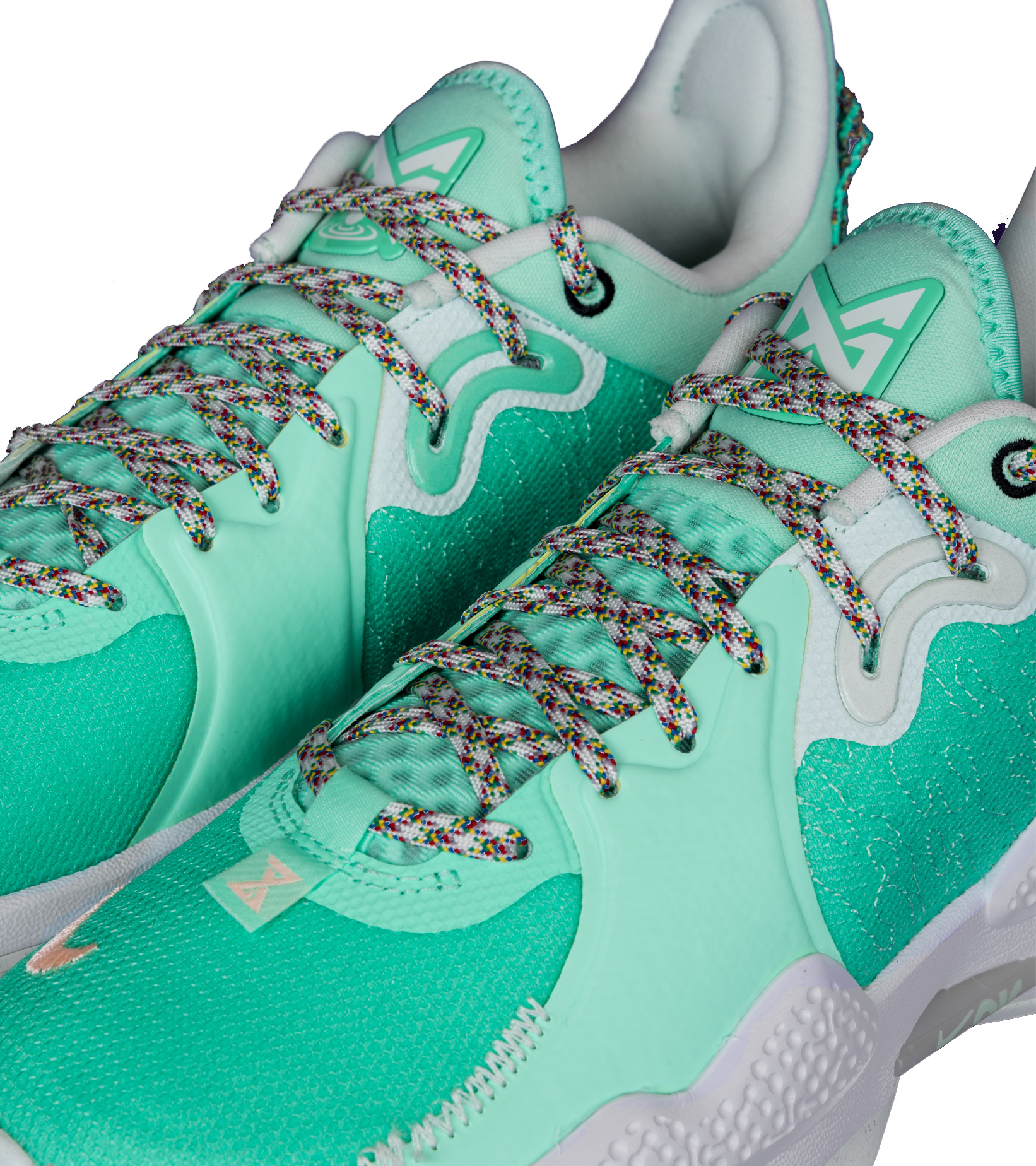 """PG 5 """"Green Glow/Barely Green""""-7"""