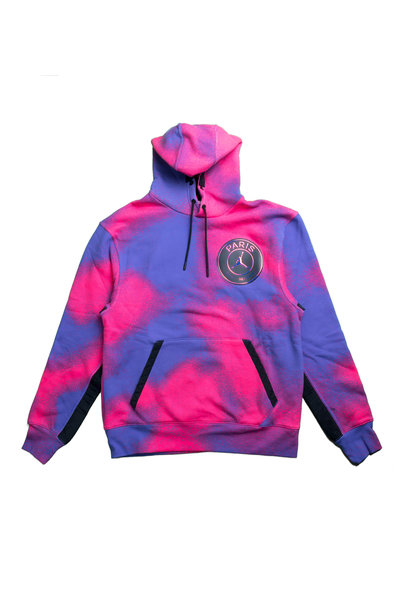 "PSG AOP Fleece Sweatshirt ""Psychic Purple"""