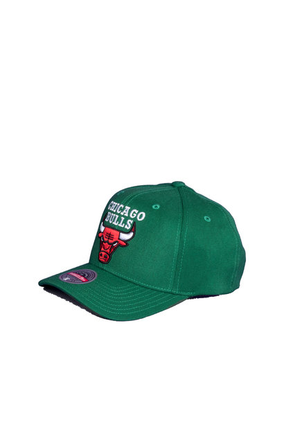 "Chicago Bulls Saint Redline Snapback ""Kelly Green"""