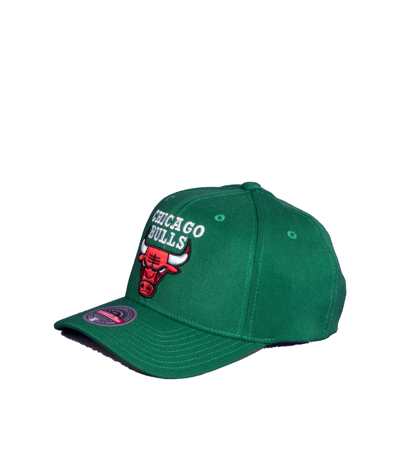 "Chicago Bulls Saint Redline Snapback ""Kelly Green""-1"