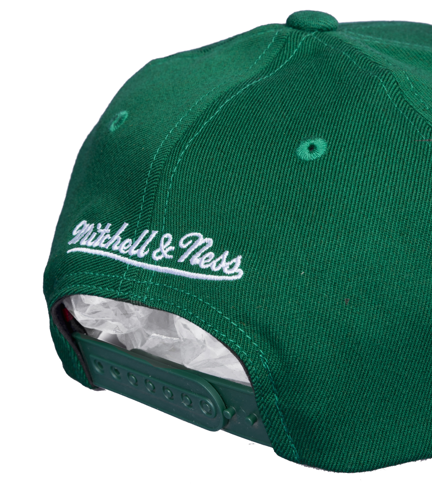 "Chicago Bulls Saint Redline Snapback ""Kelly Green""-5"