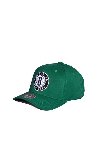 "Brooklyn Nets Saint Redline Snapback ""Kelly Green"""