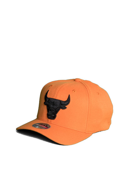 "Chicago Bulls Cast Redline Snapback ""Dark Orange"""