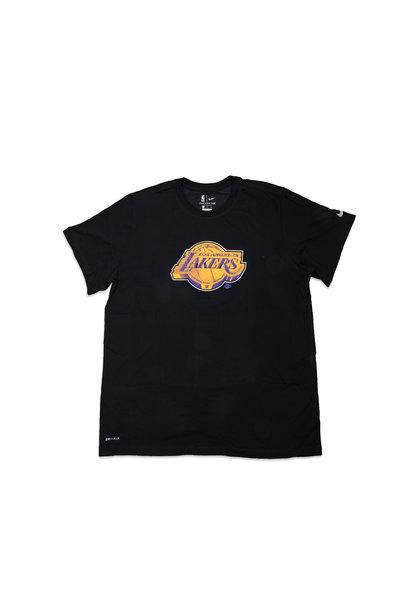"LA Lakers Earned Edition '21 Dri-Fit Tee ""Black"""