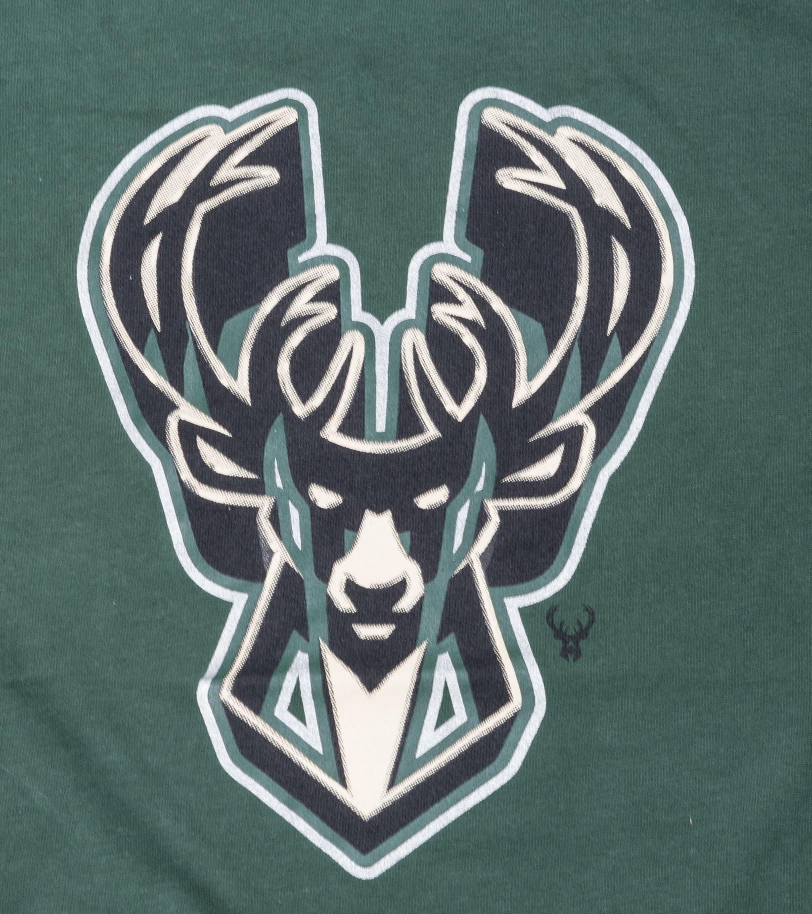 "Milwaukee Bucks Earned Edition '21 Dri-Fit Tee ""Fir""-2"