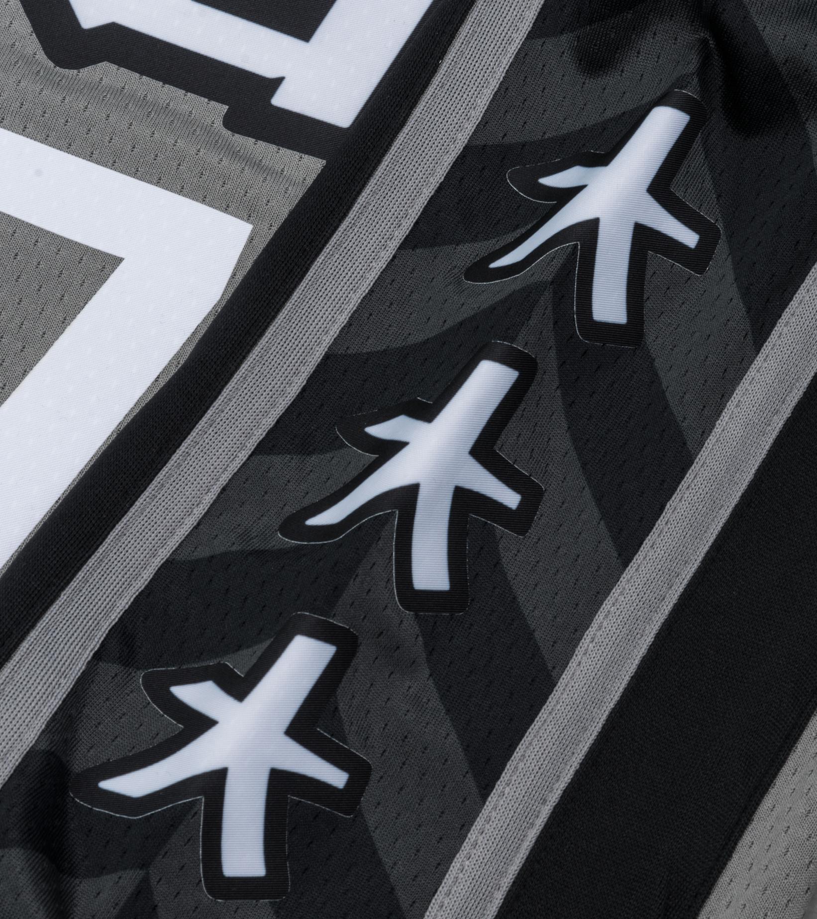 "K. Durant Statement Edition '20 Swingman Jersey ""Dark Steel Grey""-4"