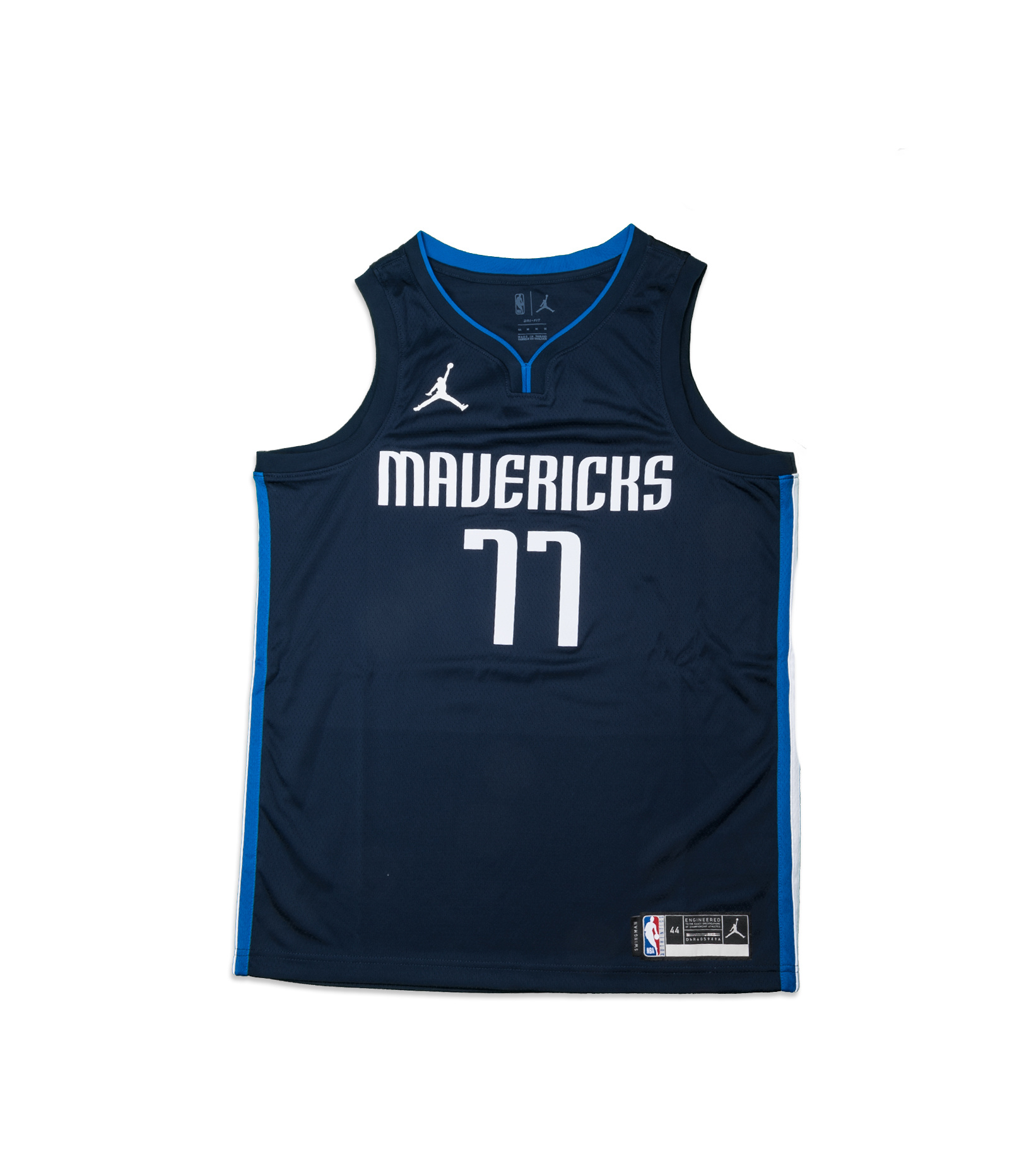 """L. Doncic Statement Edition '20 Swingman Jersey """"College Navy""""-1"""