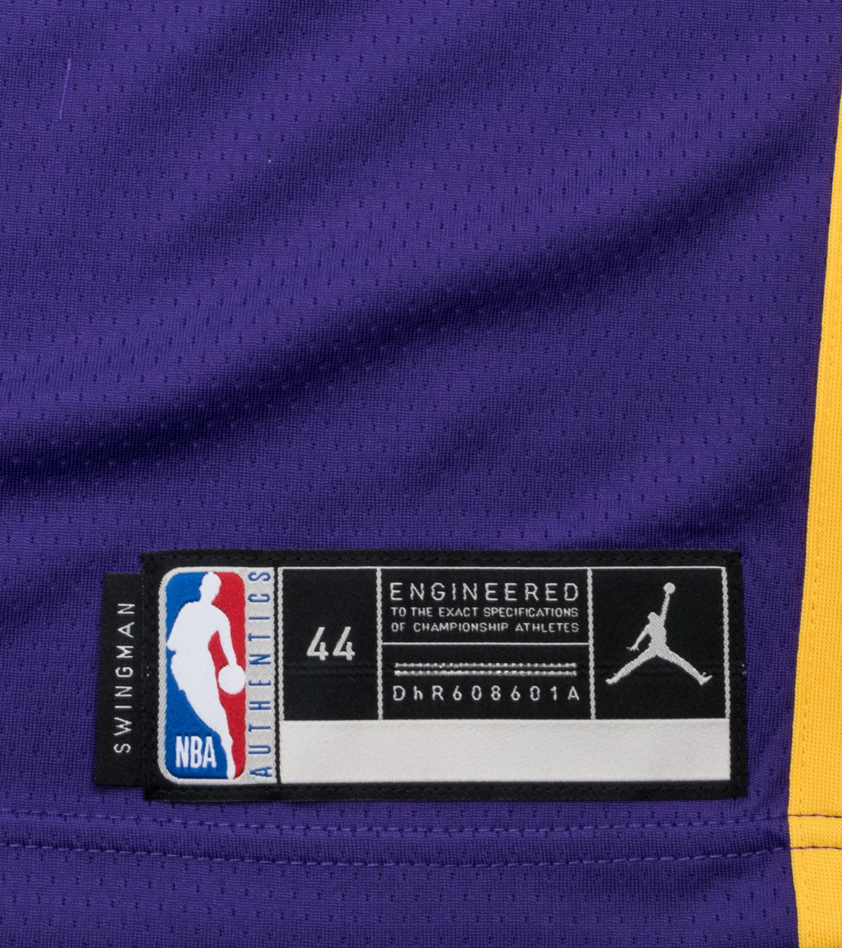 """L. James Statement Edition '20 Swingman Jersey """"Field Purple""""-3"""