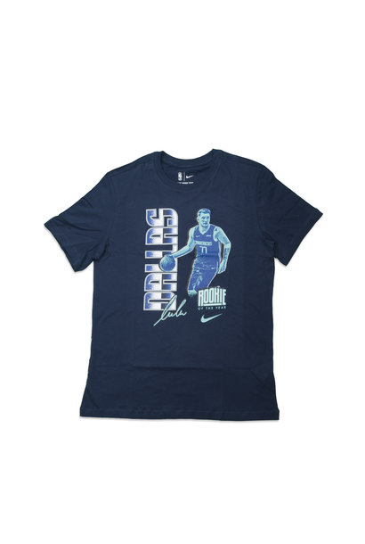 """L. Doncic Select Series '21 Dri-Fit Tee """"College Navy"""""""
