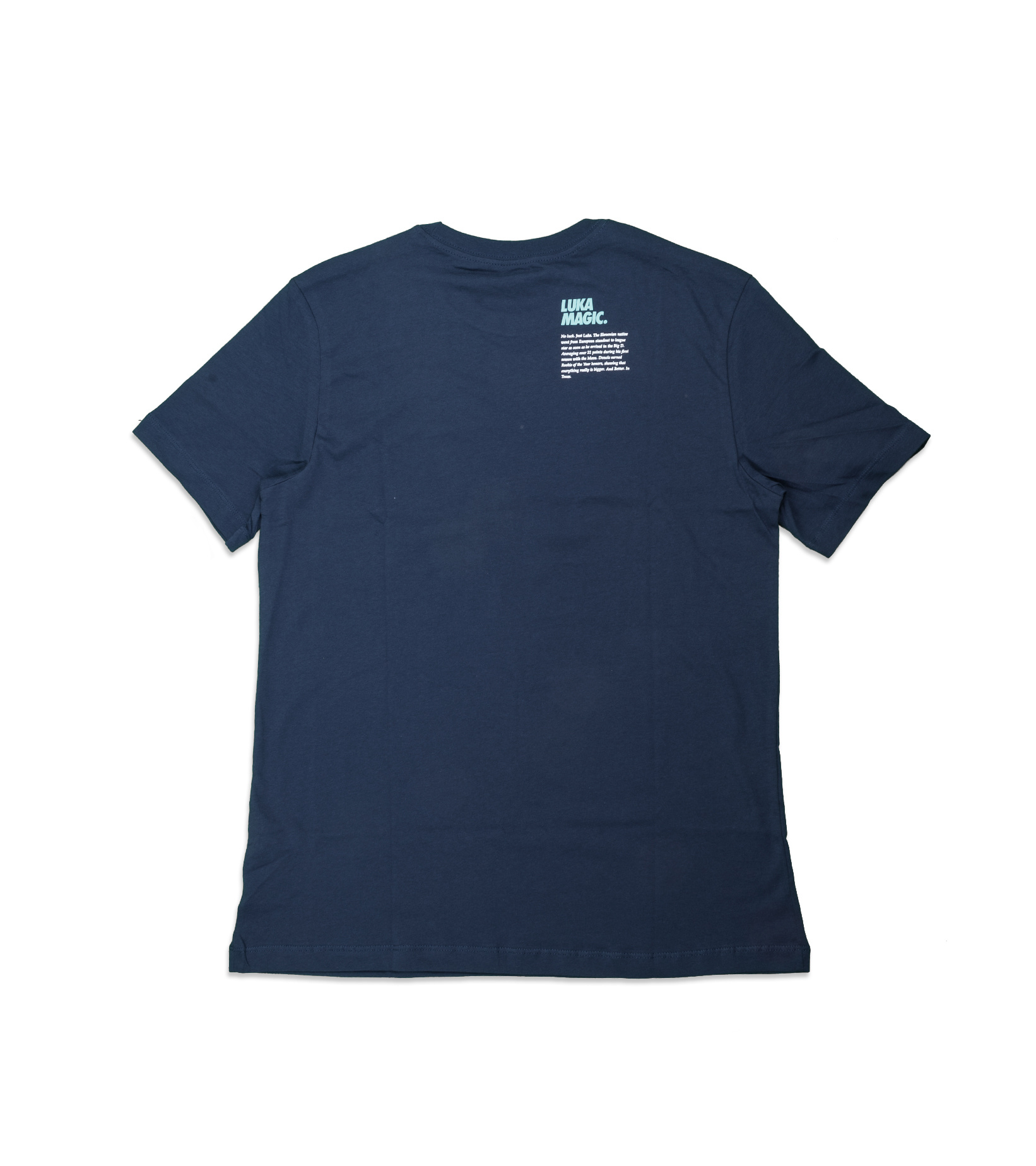 """L. Doncic Select Series '21 Dri-Fit Tee """"College Navy""""-3"""