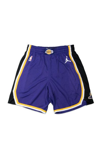 """LA Lakers Statement Edition '20 Swingman Short """"Field Purple"""""""