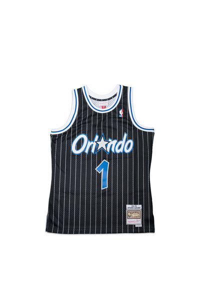 "Orlando Magic '94-'95 A. Hardaway Swingman Jersey ""Black"""
