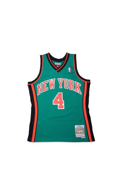 "NY Knicks '06-'07 N. Robinson Swingman Jersey ""Kelly Green"""