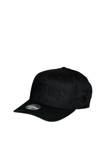 """NY Knicks Tonal 110 Cap """"Black"""""""