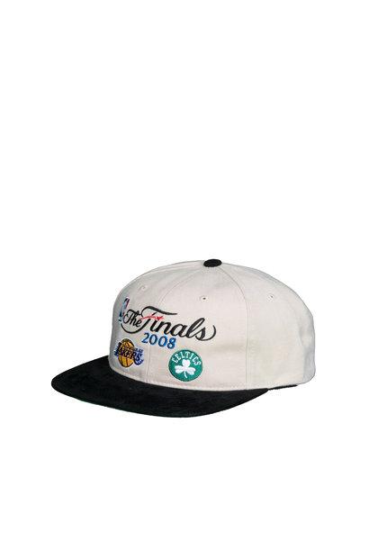 """NBA '08 Finals History Cap """"Stone"""""""