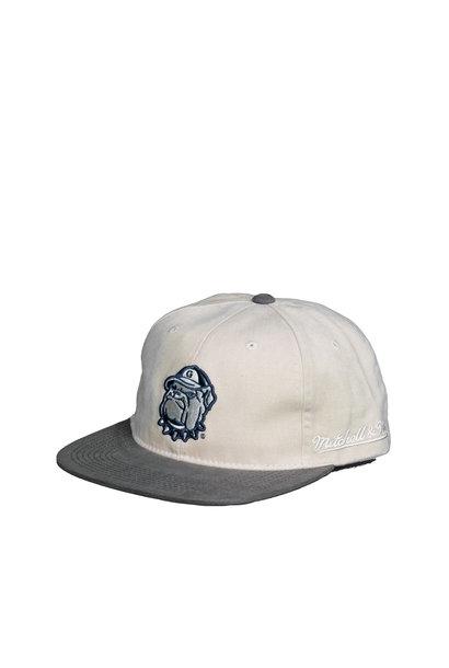 "Georgetown Hoyas Blockhead Logo Cap ""Stone"""