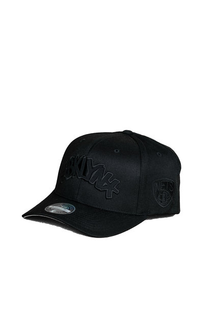 "Brooklyn Nets Tonal 110 Cap ""Black"""